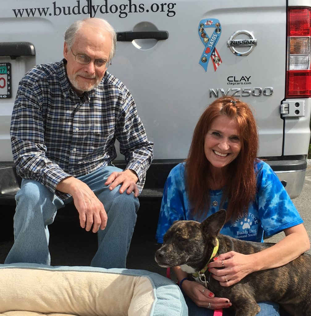 Y3K Tutor In Your Home donates to Buddy Dog Humane Society
